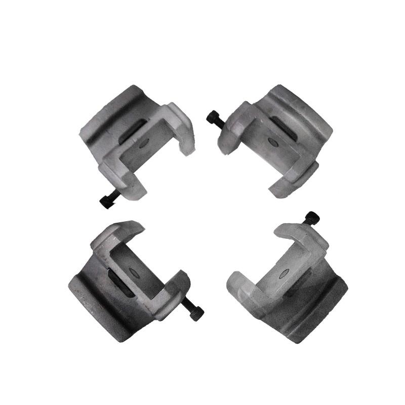 Sada ochranných krytek pro hliníkové ráfky na nákladní zouvačky