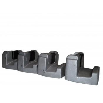 Sada ochranných krytek pro hliníkové ráfky