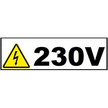 Změna napájení na 230V - pro zvedáky