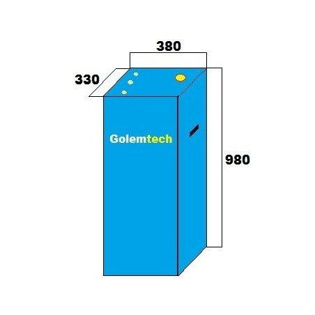 Nízkozdvižný zvedák plošinový 3000kg