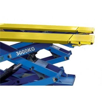 Nůžkový zvedák 3000 kg na podlahu