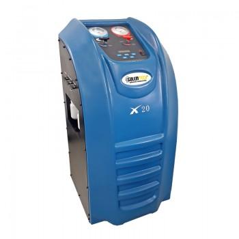 Plnička klimatizací X20