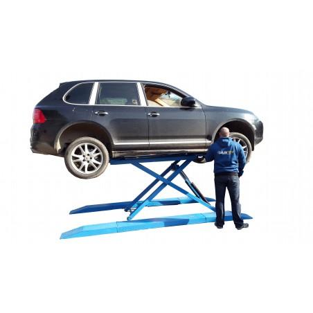 Nízkozdvižný zvedák 2700 kg mobilní