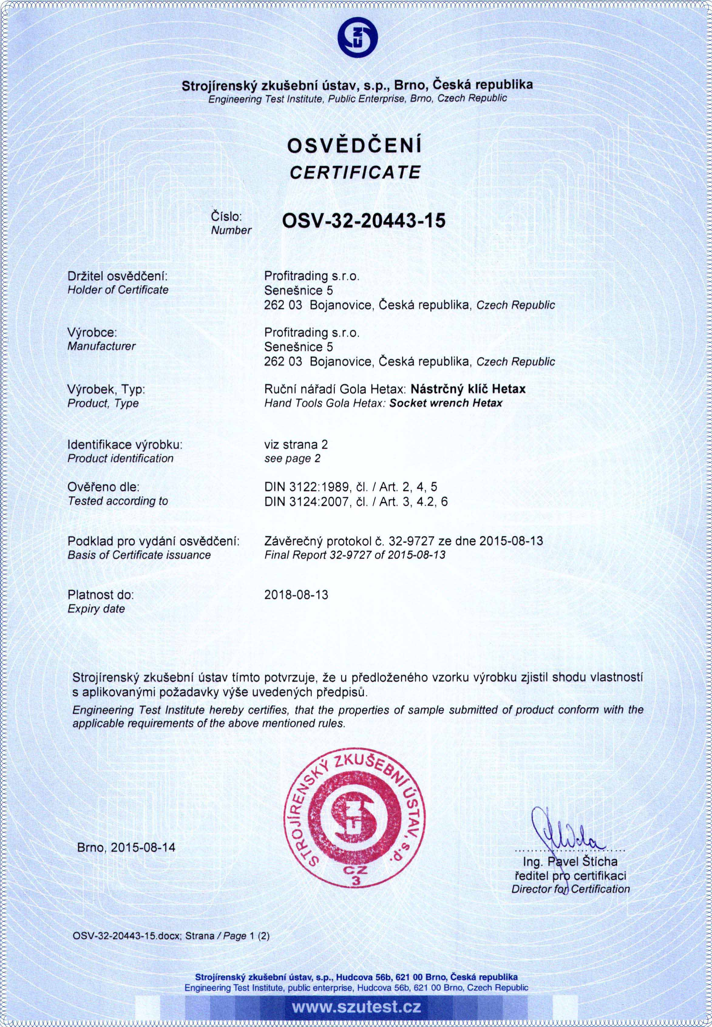 SZU_Protokol_Osvedceni OSV_32_20443_15.j